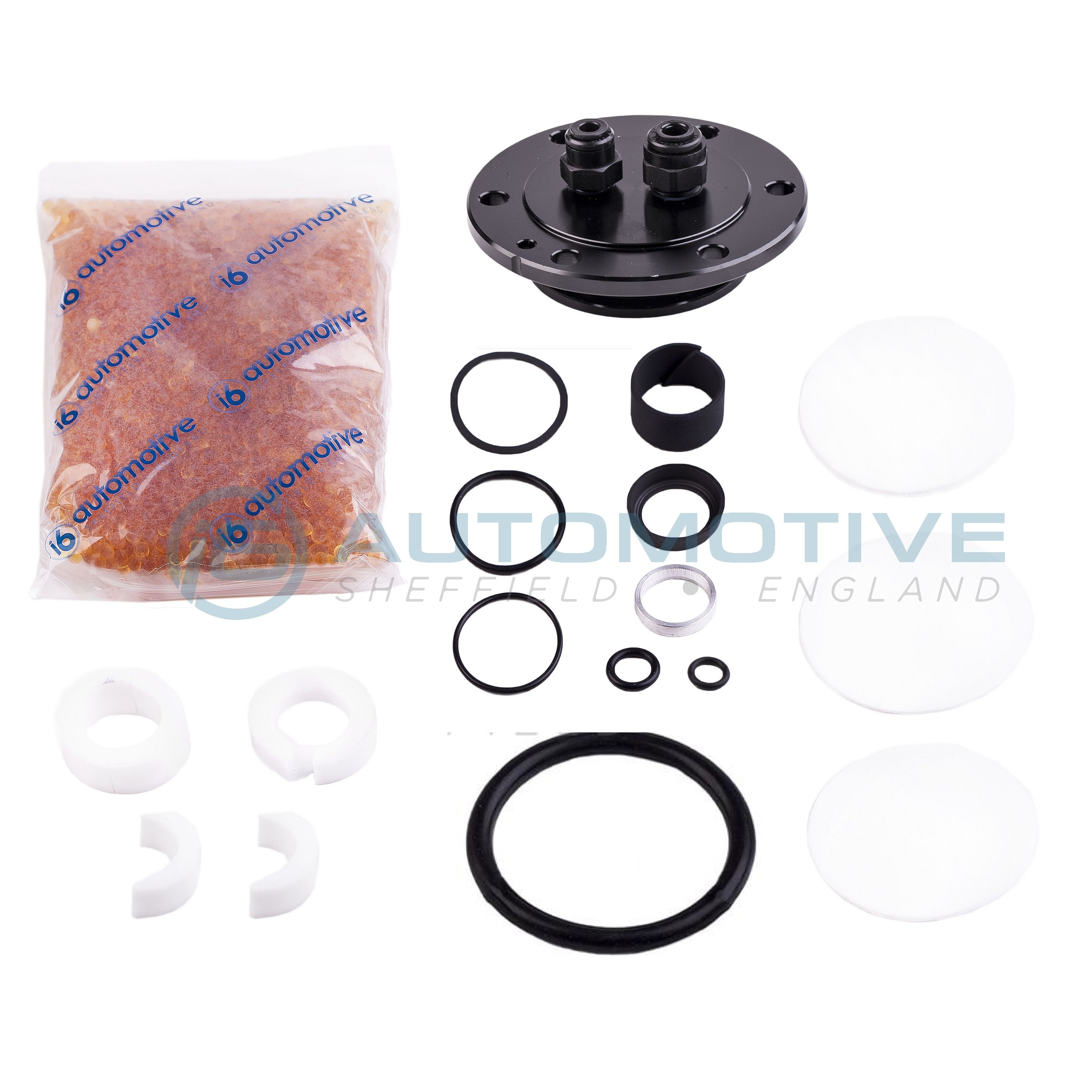 strut discovery sport landrover arnott rover range compressor as new air land rear products suspension